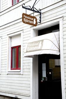 Pensionat Björnen - Östersund - Outdoor view