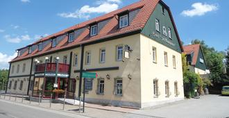 Gasthof Und Landhotel Zur Ausspanne - Sora - Building