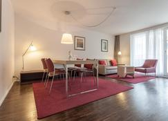 Ema House Serviced Apartments Seefeld - Zurich - Dining room