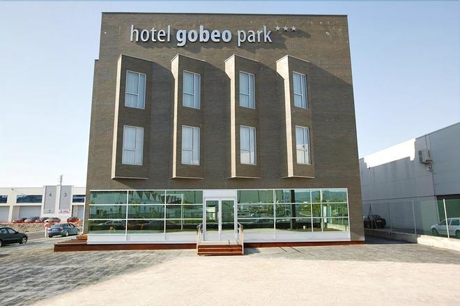 Gobeo Park - Vitoria - Edificio