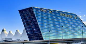 ذا ويستن دينفر إنترناشونال أيربورت - دنفر (كولورادو) - مبنى