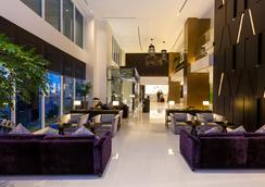 Flora Creek Deluxe Hotel Apartments - Dubai - Lobby