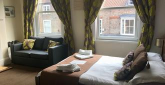 Gillygate Guest House - York - Bedroom