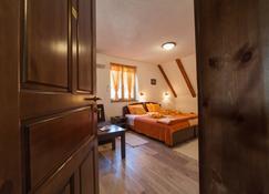 Guest House Rustico - Korenica - Bedroom