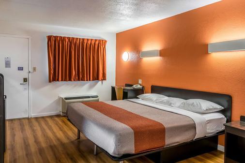 肯塔基佛羅倫斯 6 號汽車旅館 - 佛羅倫斯 - 弗洛倫斯 - 臥室