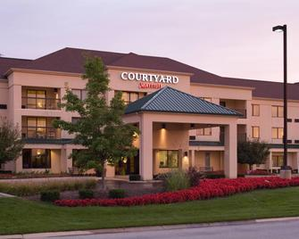 Courtyard by Marriott Kokomo - Kokomo - Gebäude