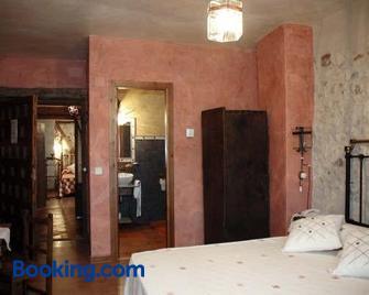 Posada La Casa Vieja - Turégano - Bedroom
