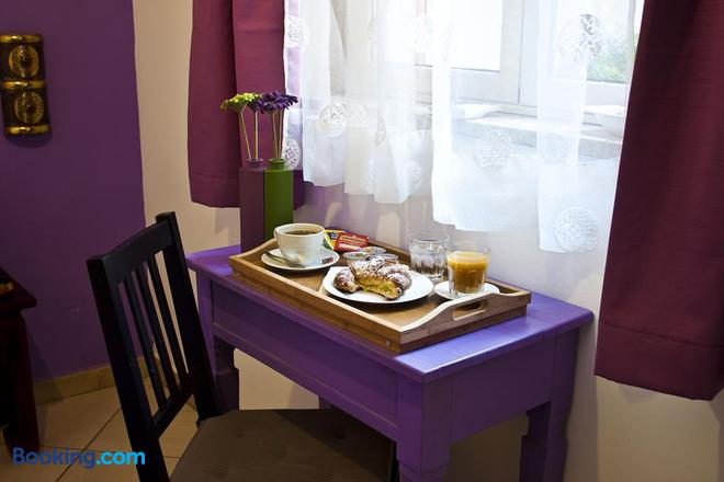 Blu Mediterraneo Bed & Breakfast - Messina - Bathroom