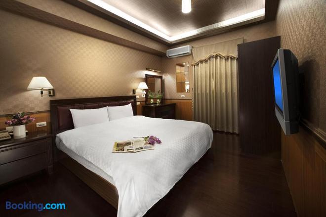 One Fukun Hotel - Yilan City - Bedroom