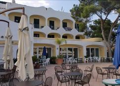 Hotel Terme Felix - Ischia - Βεράντα