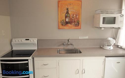 Diplomat Motel - Christchurch - Kitchen