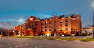 Fairfield Inn & Suites by Marriott Charlotte Matthews - Charlotte - Edifício
