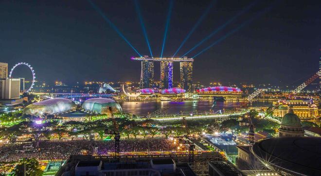Peninsula Excelsior Hotel - Singapore - Edificio