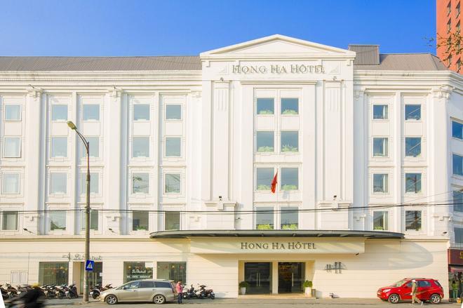 โรงแรมฮงฮา - ฮานอย - อาคาร