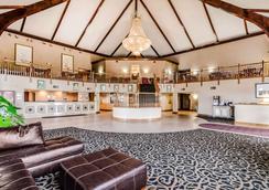 Quality Inn & Suites - Carthage - Recepción