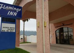 Flamingo Inn - South Padre Island - Building