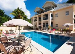 Home Confort - Grand'Anse Praslin - Pool