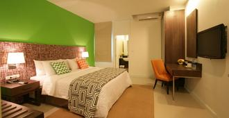 Legacy Express Sukhumvit - Bangkok - Camera da letto