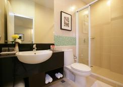 Legacy Express Sukhumvit by Compass Hospitality - Μπανγκόκ - Μπάνιο