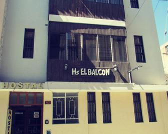 El Balcon Hostal - Ayacucho - Edificio