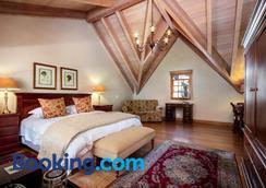 De Hoek Manor - Stellenbosch - Bedroom
