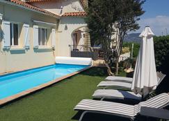 Hotel Villa Maya - Gassin - Pool