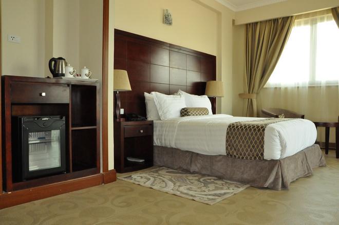 阿迪斯尼亞酒店 - 阿迪斯阿貝巴 - 阿迪斯阿貝巴 - 臥室
