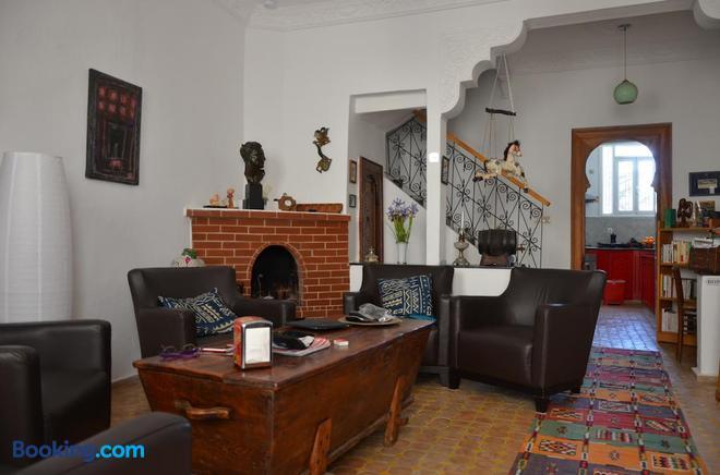 Tanger chez habitant - Tangier - Front desk