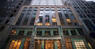 Homewood Suites by Hilton New York/Midtown Manhattan Times Square-South, NY - New York - Building