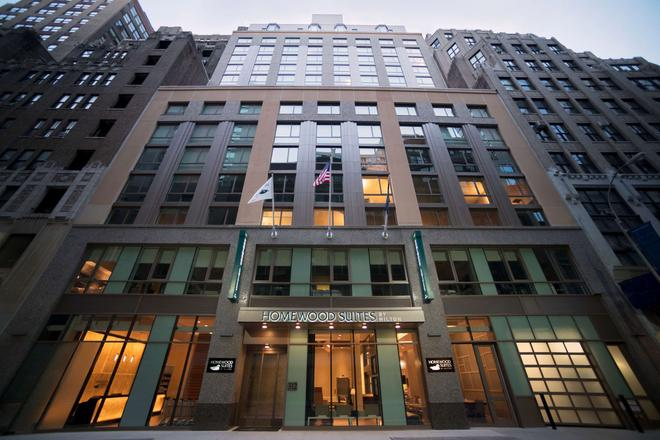 Homewood Suites by Hilton New York/Manhattan Times Square - New York - Edificio