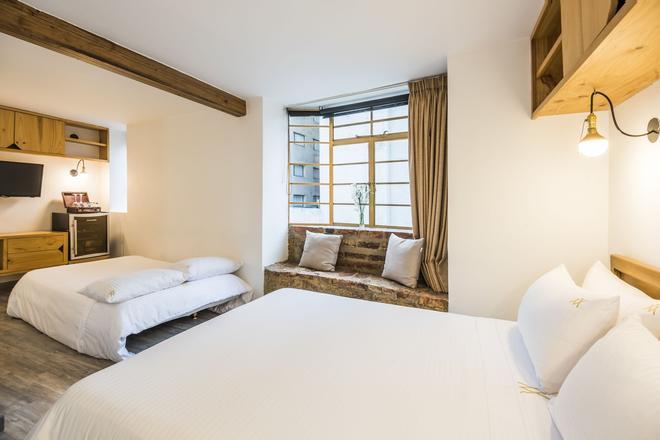 阿文尼達吉梅雷茲精品酒店 - 波哥大 - 波哥大 - 臥室