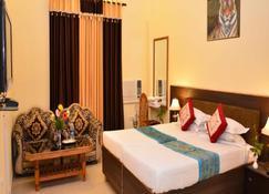 Hotel Ananta Palace - Sawāi Mādhopur - Κρεβατοκάμαρα