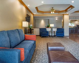 Comfort Inn Charlotte - Шарлотт - Вітальня
