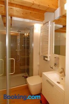Hostal Rimbombin - Burgos - Phòng tắm