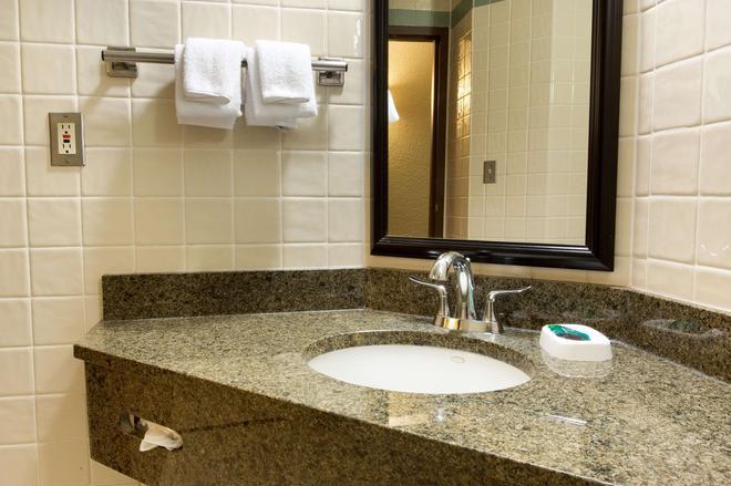 Drury Inn & Suites San Antonio Riverwalk - San Antonio - Bathroom