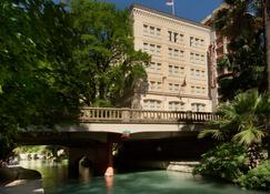 聖安東尼奧河濱德魯里套房酒店 - 聖安東尼奥 - 聖安東尼奧 - 建築