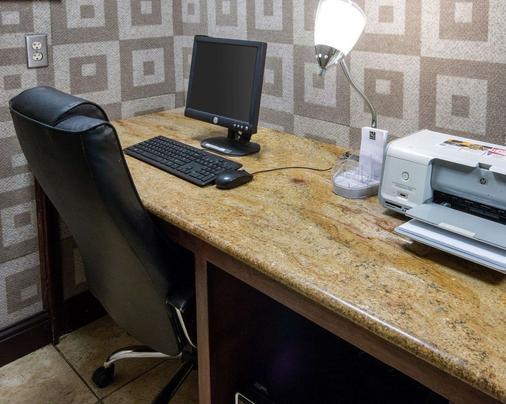 Quality Inn - Shreveport - Business centre