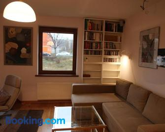 Apartament Prusa - Szczawno-Zdrój - Living room