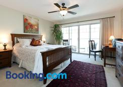 Okeefe's Landing Bed & Breakfast - Vernon - Bedroom