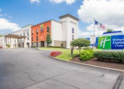 Holiday Inn Express & Suites Albany Airport - Wolf Road - Albany - Edificio