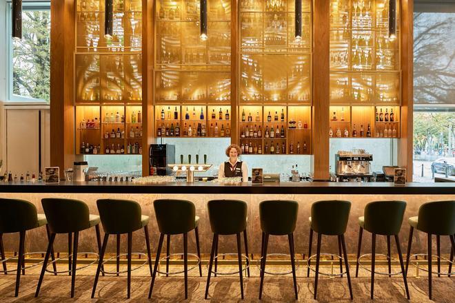 多林空曼赫姆酒店 - 曼海姆 - 曼海姆 - 酒吧