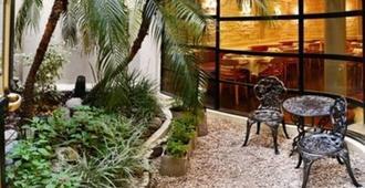 Sarmiento Palace Hotel - בואנוס איירס - פטיו
