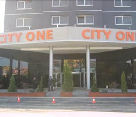 City One Hotel - Kayseri - Building