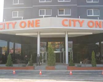 City One Hotel - Кайсери - Здание
