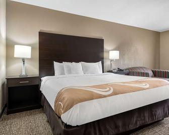 Quality Inn and Suites Lebanon I-65 - Lebanon - Slaapkamer