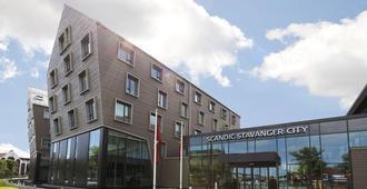 Scandic Stavanger City - סטאבאנגר - בניין
