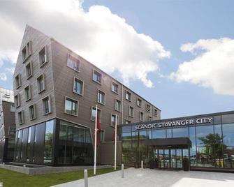 Scandic Stavanger City - Stavanger - Gebäude
