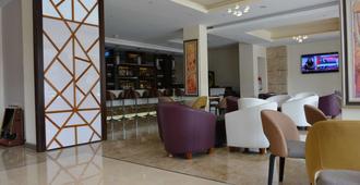 Azzeman Hotel - Αντίς Αμπέμπα - Σαλόνι ξενοδοχείου
