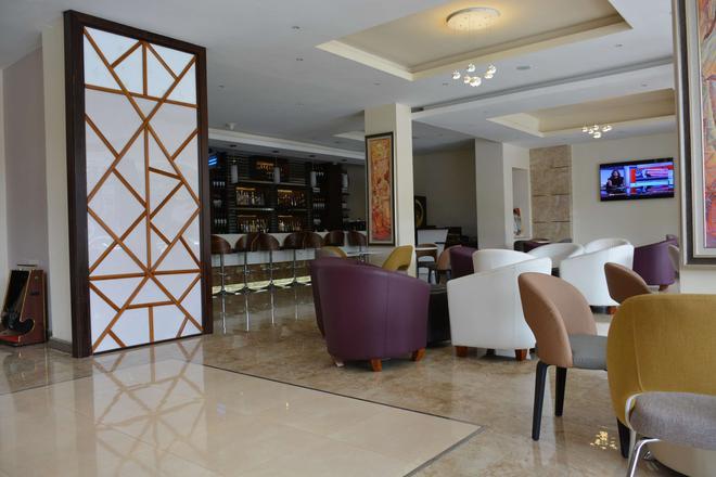 阿瑟曼酒店 - 阿迪斯阿貝巴 - 亞斯亞貝巴 - 大廳