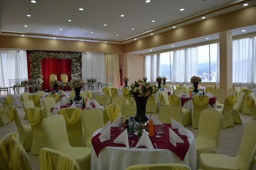 Azzeman Hotel - Addis Abeba - Juhlasali
